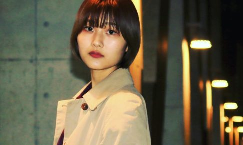 【大学生美女図鑑 Vol.3】暗がりの中で輝く彼女 森千香代さん